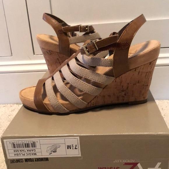 482c2f4334fd A2 By Aerosoles Shoes - Aerosoles A2 wedge sandal